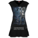 Raven Queen Women's X-Large Stud Waist Mini Dress - Black - Image 2