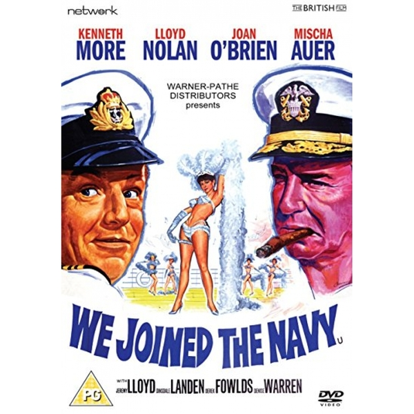 We Joined the Navy (1962) DVD
