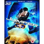 Jumper 3D Blu-ray