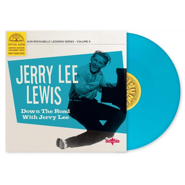 Jerry Lee Lewis - Down The Road With Jerry Lee Vinyl