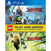 Lego Ninjago Double Pack PS4 Game