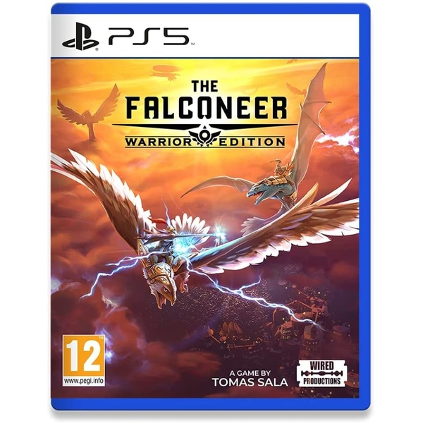 The Falconeer Warrior Edition PS5 Game