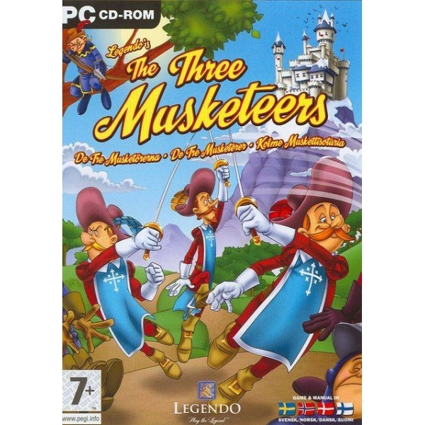 Three Musketeer Games