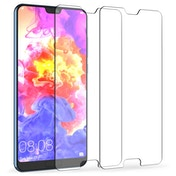 Huawei P20 Glass Screen Protector (Twin Pack) - Clear