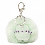Pusheen Pastel Green Pom (Pusheen) Mini Plush Keyring
