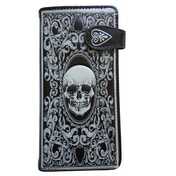 Skull Tarot Purse