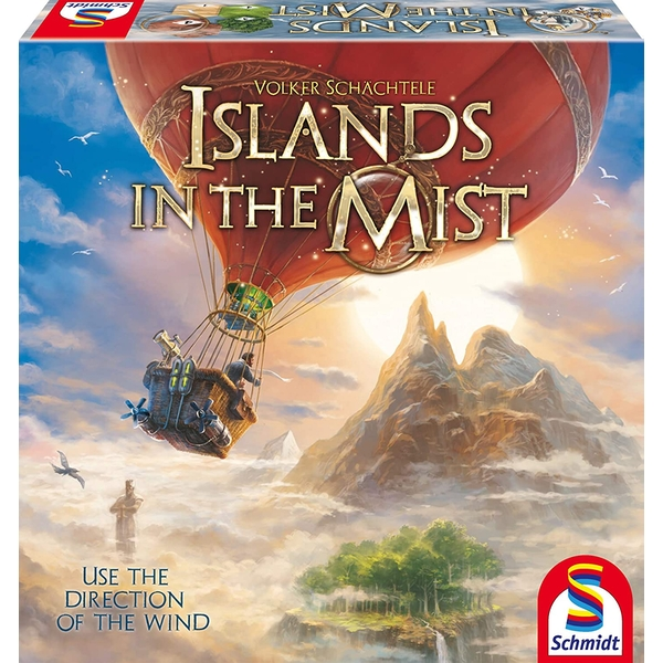 Islands in the Mist Board Game