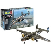 B-25D Mitchell Level 5 1:48 Revell Model Kit