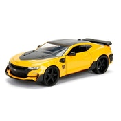 Bumblebee Chevrolet Camaro (Transformers The Last Knight) Diecast Model
