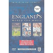 England's World Cup Magic DVD Box Set