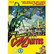 The Deadly Mantis (1957) DVD