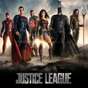 Justice League Movie - Teaser Canvas