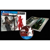 Tomb Raider Definitive Edition (Pre-order Digi-Pack Artbook Edition) Game PS4