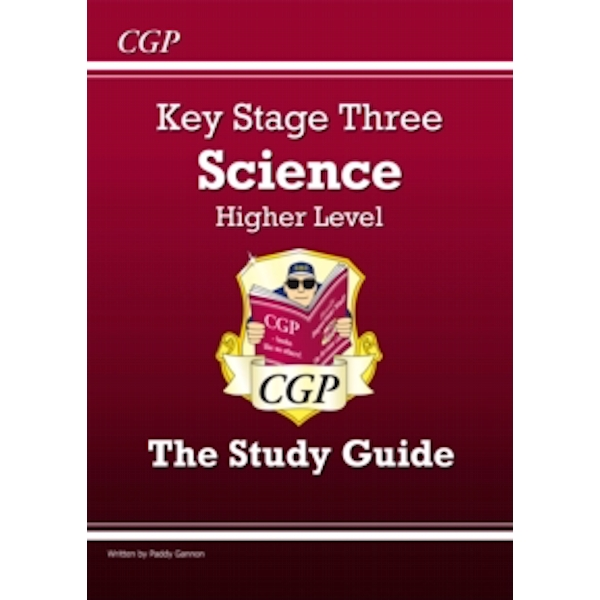KS3 Science Study Guide - Higher by Paddy Gannon (Paperback, 1998)