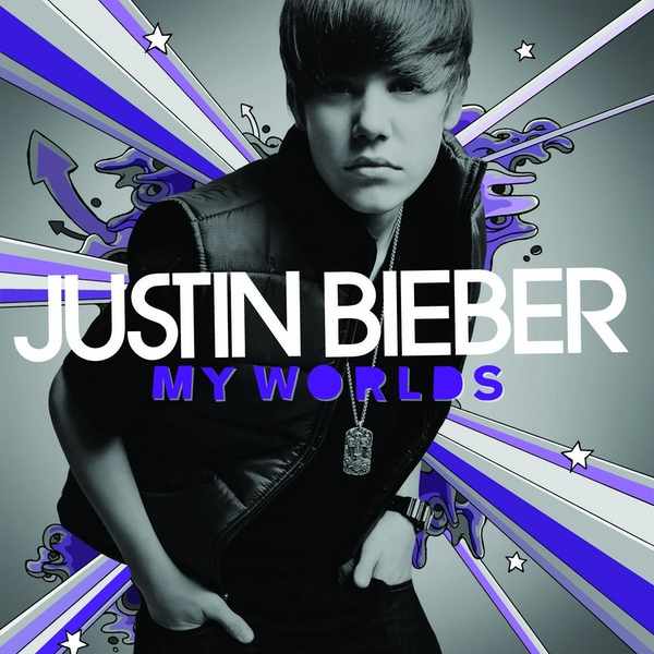Justin Bieber My Worlds CD - Image 1