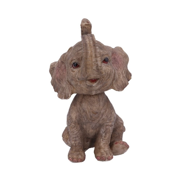 Bob-ar Elephant Bobble Head Figure