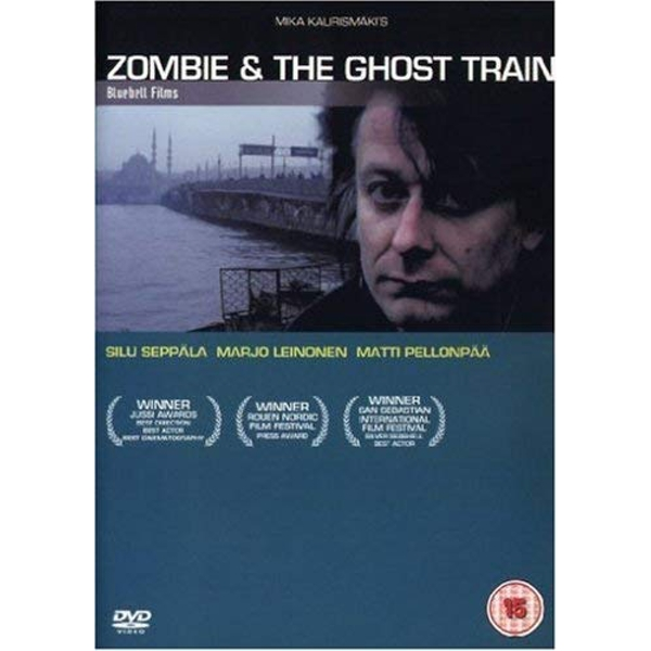 Zombie And The Ghost Train DVD