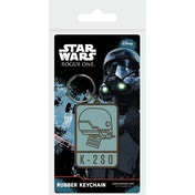 Star Wars Rogue One K-S2O Droid PVC Keyring