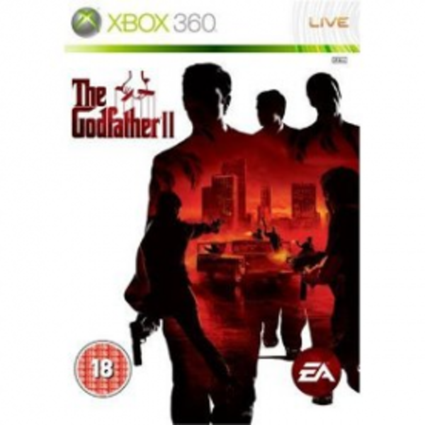 The Godfather II 2 Game Xbox 360