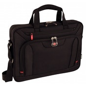 Wenger Index 16inch Laptop Slimcase and Ipad or Tablet or eReader Pocket 68376601
