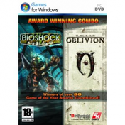 Bioshock & Elder Scrolls Oblivion Double Pack Game PC