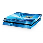 Manchester City FC PS4 Console Skin