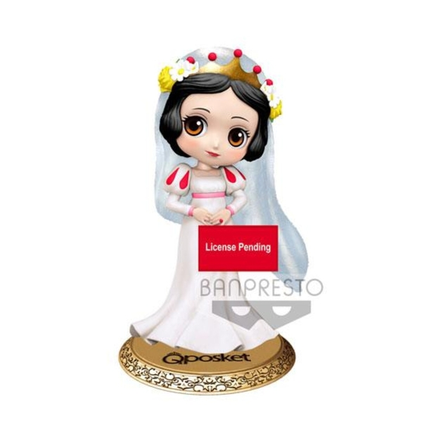 Snow White Dreamy Style Version A Disney Q Posket Mini Figure