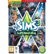 The Sims 3 Supernatural Limited Edition Expansion Pack Game PC & Mac