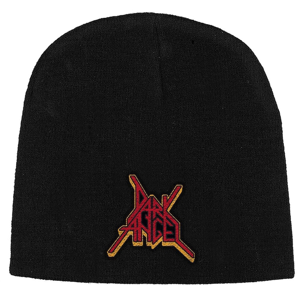 Dark Angel - Logo Unisex Beanie Hat - Black