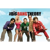 Big Bang Theory Maxi Poster