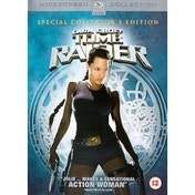 Lara Croft Tomb Raider Special Collector's Edition DVD