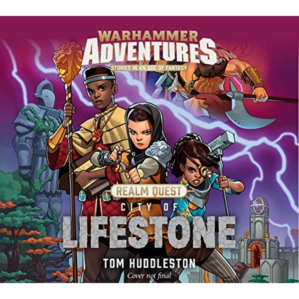 City of Lifestone  CD-Audio 2019