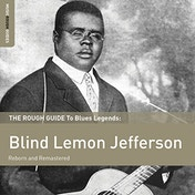 Blind Lemon Jefferson - The Rough Guide To Blues Legends: Blind Lemon Jefferson Vinyl