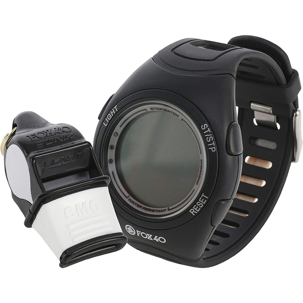 Fox 40 Whistle and Watch Set