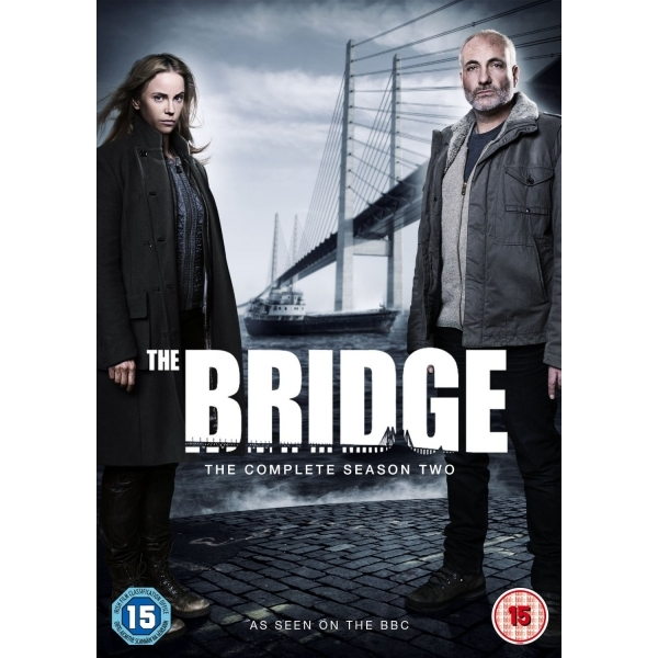 The Bridge Series 2 DVD