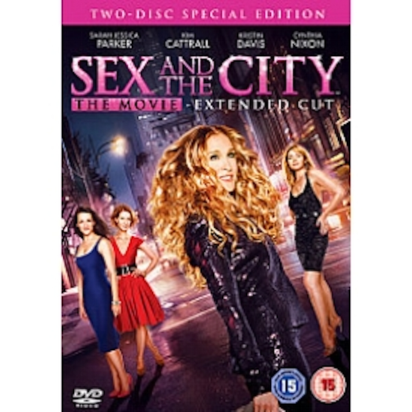 Sex and the City: The Movie - Extended Cut (Two-Disc Special Edition) DVD