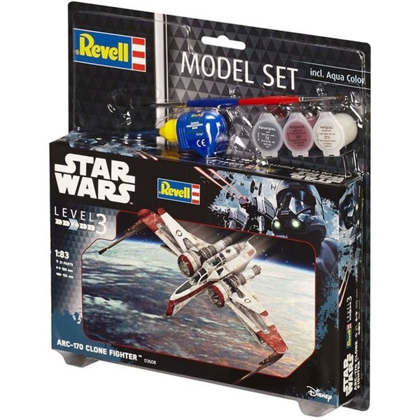 ARC-170 Fighter (Star Wars)1:83 Revell Model Kit