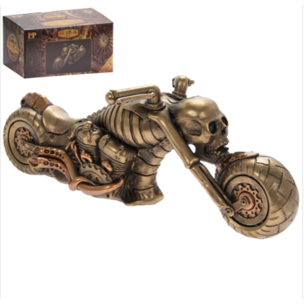 Steam Punk Motorbike By Lesser & Pavey