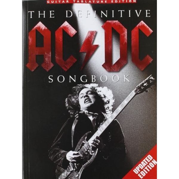 The Definitive AC/DC Songbook - Updated Edition by AMSCO Music (Paperback, 2011)