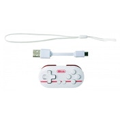 8Bitdo FC Zero Wireless Gamepad Controller Shutter (Android/iOS/Windows/Mac)