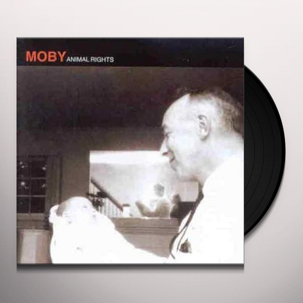 Moby - Animal Rights Vinyl
