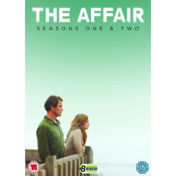 The Affair: Seasons 1 And 2 DVD