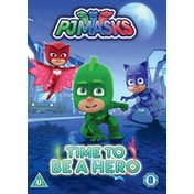 Pj Masks - Time To Be A Hero DVD