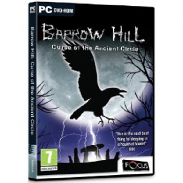 Barrow Hill Curse of the Ancient Circle Game PC
