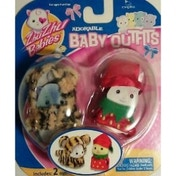 Zhu Zhu Babies Outfit Tiger and Elf