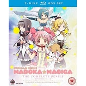 Puella Magi Madoka Magica Complete Series Collection Blu-ray
