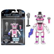 Funtime Freddy (Five Nights at Freddy's) 5 Inch Funko Action Figure