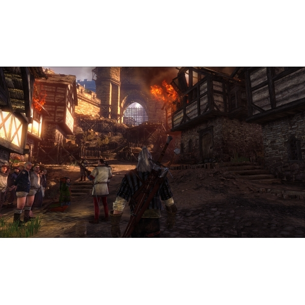 The Witcher 2 Assassins Of Kings Enhanced Edition Game PC - Image 2