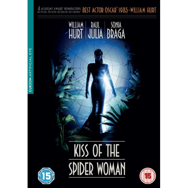 Kiss Of A Spider Woman DVD