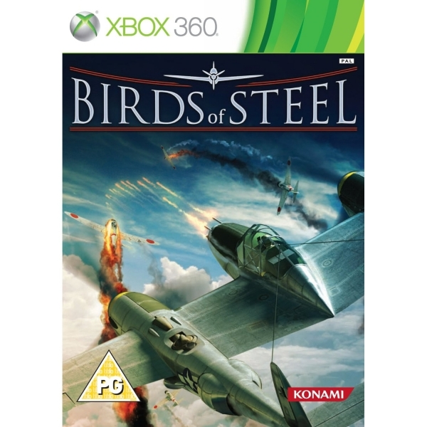 Birds Of Steel Game Xbox 360
